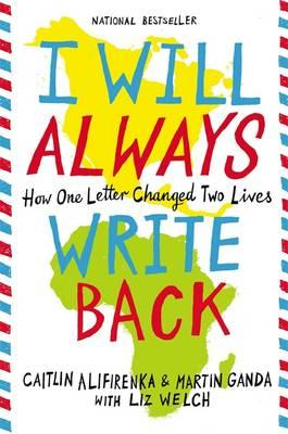 I Will Always Write Back (BOK)