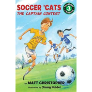 Soccer 'cats: The Captain Contest (BOK)