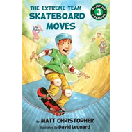 The Extreme Team: Skateboard Moves (BOK)