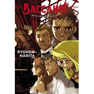 Baccano!, Vol. 2 (light novel) (BOK)