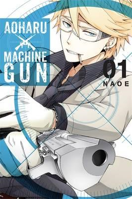 Aoharu X Machinegun, Vol. 1 (BOK)