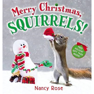 Merry Christmas, Squirrels! (BOK)