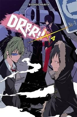Durarara!!, Vol. 4 (light novel) (BOK)