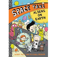 Space Taxi: Aliens on Earth (BOK)