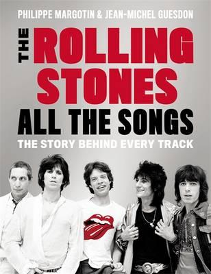 Rolling Stones All The Songs (BOK)