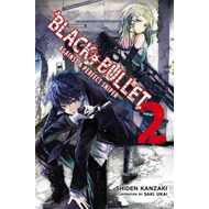 Black Bullet, Vol. 2 (light novel) (BOK)