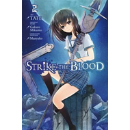 Strike the Blood, Vol. 2 (manga) (BOK)