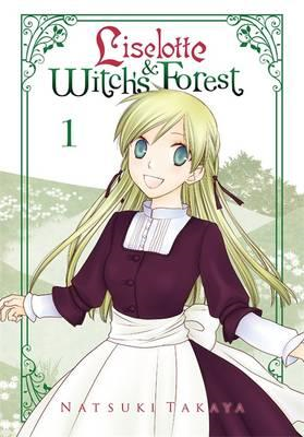 Liselotte & Witch's Forest, Vol. 1 (BOK)