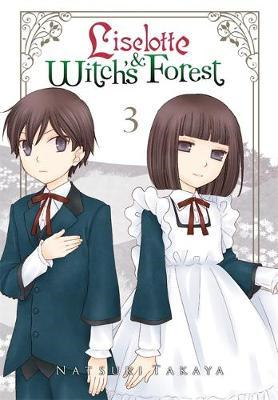 Liselotte & Witch's Forest, Vol. 3 (BOK)
