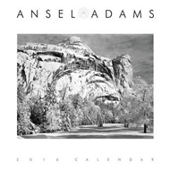 Ansel Adams 2016 Engagement Calendar (BOK)