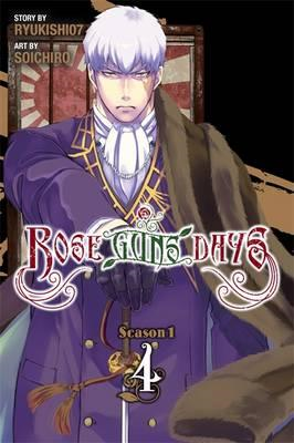 Rose Guns Days Season 1, Vol. 4 (BOK)