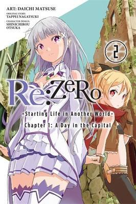 Re:ZERO -Starting Life in Another World-, Vol. 2 (light nove (BOK)