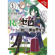 Re:ZERO -Starting Life in Another World-, Vol. 5 (light nove (BOK)