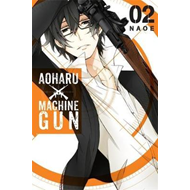 Aoharu X Machinegun, Vol. 2 (BOK)