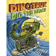 Dinotrux Dig the Beach (BOK)