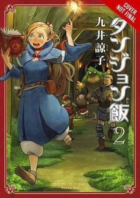 Delicious in Dungeon, Vol. 2 (BOK)