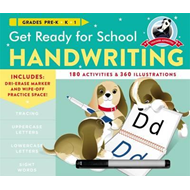Get Ready For School Handwriting (BOK)