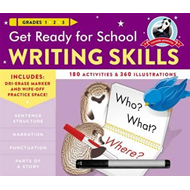 Get Ready for School Writing Skills (BOK)