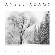 Ansel Adams 2018 Engagement Calendar (BOK)