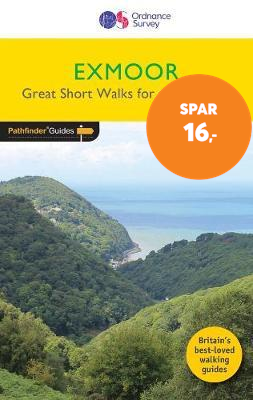 Short Walks Exmoor - Leisure Walks for All Ages (BOK)