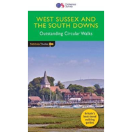 West Sussex & the South Downs Walks (BOK)