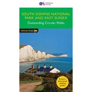SOUTH DOWNS NATIONAL PARK & EAST SUSSEX (BOK)