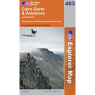 Cairn Gorm and Ben Macdhui (BOK)