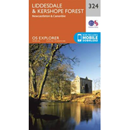 Liddesdale and Kershope Forest (BOK)