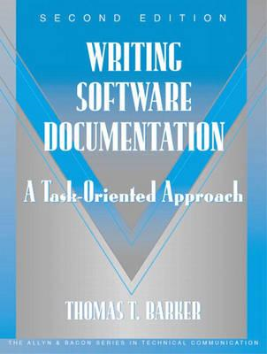 Writing Software Documentation (BOK)