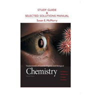 Study Guide and Selected Solutions Manual for Fundamentals of General, Organic, and Biological Chemi (BOK)