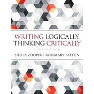 Writing Logically Thinking Critically (BOK)