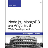 Node.js, MongoDB, and AngularJS Web Development (BOK)