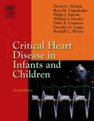 Critical Heart Disease in Infants and Children (BOK)