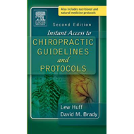 Instant Access to Chiropractic Guidelines and Protocols (BOK)