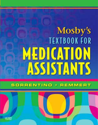 Mosby's Textbook for Medication Assistants (BOK)
