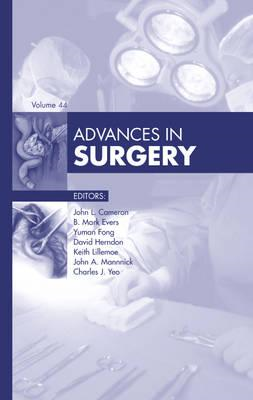 Advances in Surgery (BOK)