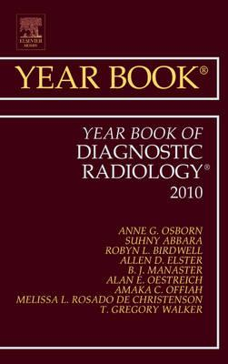 Year Book of Diagnostic Radiology 2010 (BOK)