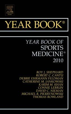 Year Book of Sports Medicine 2010 (BOK)