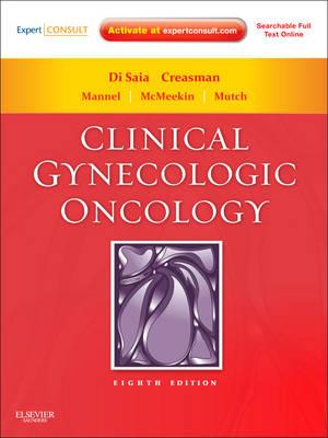 Clinical Gynecologic Oncology: Expert Consult - Online and Print (BOK)