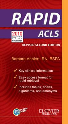 RAPID ACLS - CD-ROM PDA Software Powered by Skyscape (BOK)