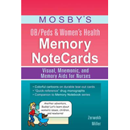 Mosby's OB/Peds & Women's Health Memory NoteCards (BOK)