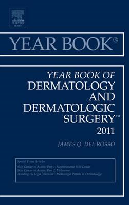 Year Book of Dermatology and Dermatological Surgery 2011 (BOK)