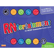 RNtertainment: The NCLEX (R) Examination Review Game (BOK)