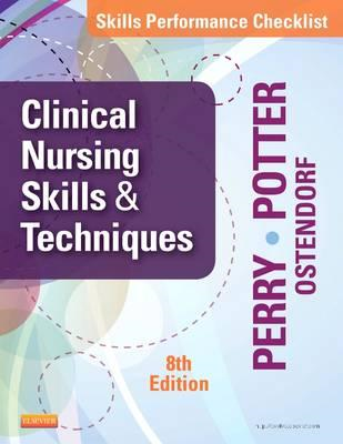Skills Performance Checklists for Clinical Nursing Skills & (BOK)