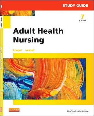 Study Guide for Adult Health Nursing (BOK)