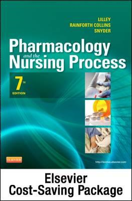 Pharmacology and the Nursing Process - Text and Study Guide (BOK)