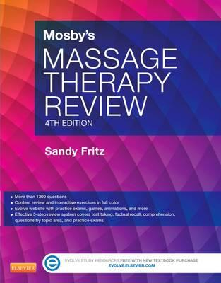 Mosby's Massage Therapy Review (BOK)