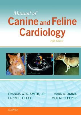 Manual of Canine and Feline Cardiology (BOK)