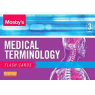 Mosby's Medical Terminology Flash Cards (BOK)