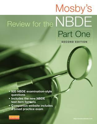 Mosby's Review for the NBDE Part I (BOK)